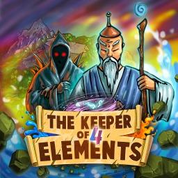 The Keeper of 4 Elements (Vita)