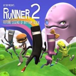 Runner2: Future Legend of Rhythm Alien (Physical)