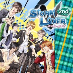 Storm Lover 2nd V (Vita)