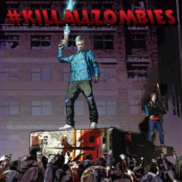 #KILLALLZOMBIES (PS3)