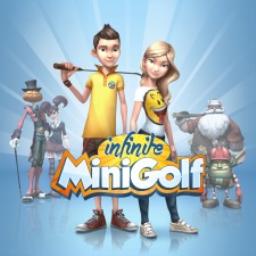Infinite Minigolf