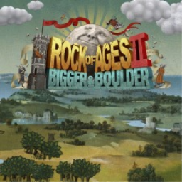 Rock of Ages II: Bigger and Boulder