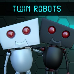 Twin Robots (Vita)