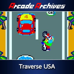 Arcade Archives: Traverse USA