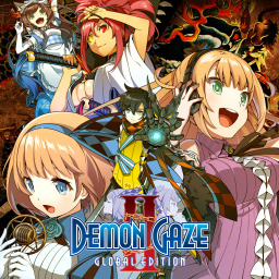 Demon Gaze II Global Edition (JP) (Vita)