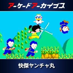 Arcade Archives: Kid Niki Radical Ninja