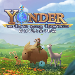 Yonder: The Cloud Catcher Chronicles (JP) (PS4)