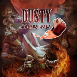 Dusty Raging Fist (Asia)