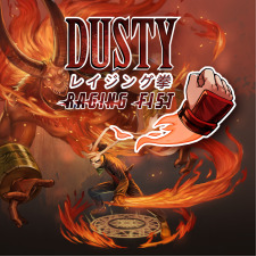 Dusty Raging Fist (JP)