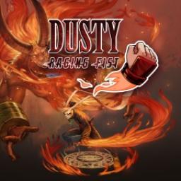 Dusty Raging Fist (EU)