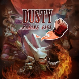 Dusty Raging Fist