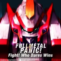 Full Metal Panic! Fight! Who Dares Wins (Asia)