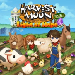 Harvest Moon: Light of Hope Special Edition (EU)