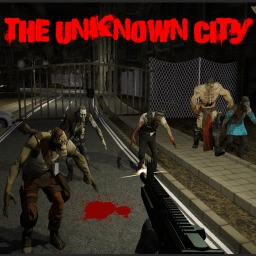 The Unknown City (Horror Begins Now.....Episode 1) (EU)