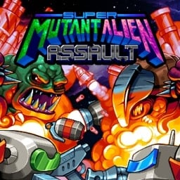 Super Mutant Alien Assault (EU) (Vita)