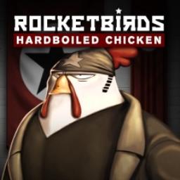 Rocketbirds: Hardboiled Chicken (PS3)