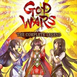 GOD WARS The Complete Legend (Vita)