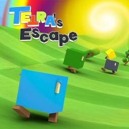 TETRA's Escape (Asia) (Vita)