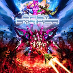 Fast Striker (Asia) (Vita)