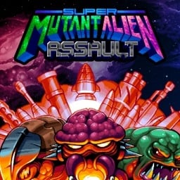 Super Mutant Alien Assault (Vita)