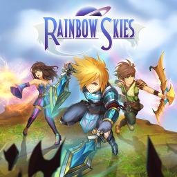 Rainbow Skies (JP)