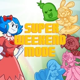Super Weekend Mode (Asia) (Vita)