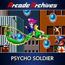Arcade Archives: Psycho Soldier