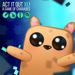 ACT IT OUT XL! A Game of Charades (EU)
