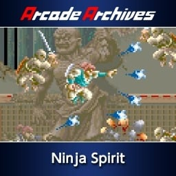 Arcade Archives: Ninja Spirit