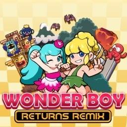 Wonder Boy Returns Remix (EU)