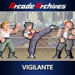 Arcade Archives: Vigilante