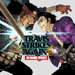 Travis Strikes Again: No More Heroes Complete Edition (Asia)