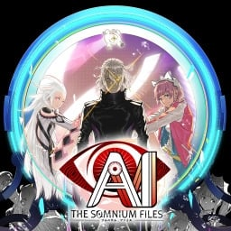 AI: The Somnium Files (Asia)