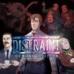 DISTRAINT: Deluxe Edition (Asia) (Vita)