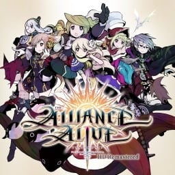 The Alliance Alive HD Remastered (JP)