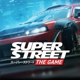 Super Street: The Game (JP)
