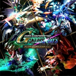 SD Gundam: G Generation Cross Rays