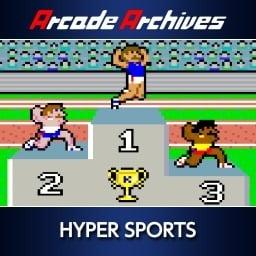Arcade Archives Hyper Sports