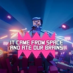 It Came From Space and Ate Our Brains (EU)