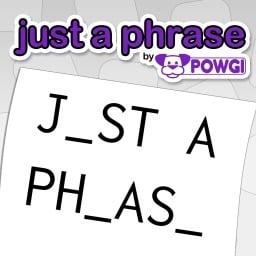 Just a Phrase by POWGI (Vita)