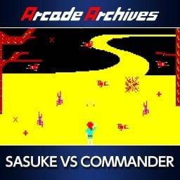 Arcade Archives: Sasuke VS Commander