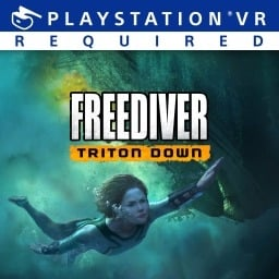 FREEDIVER: Triton Down (EU)