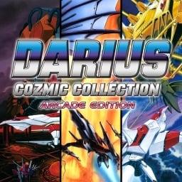 Darius Cozmic Collection Arcade (JP)