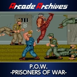 Arcade Archives: P.O.W. -Prisoners of War-