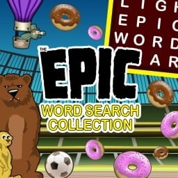 Epic Word Search Collection (Vita)