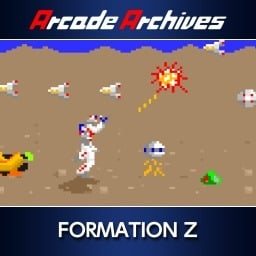 Arcade Archives: Formation Z