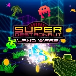 Super Destronaut: Land Wars (Vita)