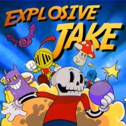 Explosive Jake (Asia) (Vita)