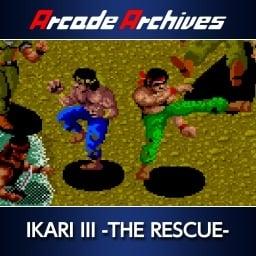 Arcade Archives: Ikari III -The Rescue-
