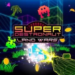 Super Destronaut: Land Wars (Asia) (Vita)